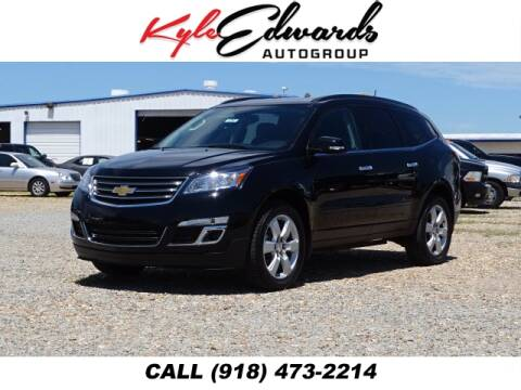2017 Chevrolet Traverse LT for sale at Kyle Edwards Auto Group in Checotah OK