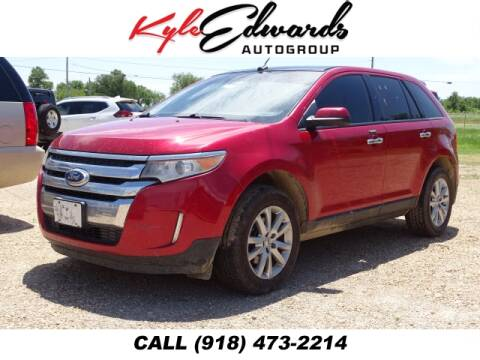 2011 Ford Edge SEL for sale at Kyle Edwards Auto Group in Checotah OK