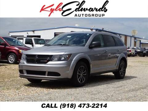 2018 Dodge Journey SE for sale at Kyle Edwards Auto Group in Checotah OK