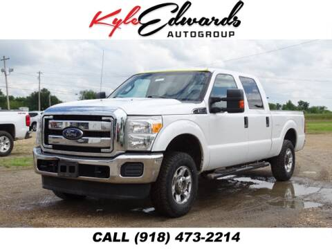 2014 Ford F-250 Super Duty for sale at Kyle Edwards Auto Group in Checotah OK