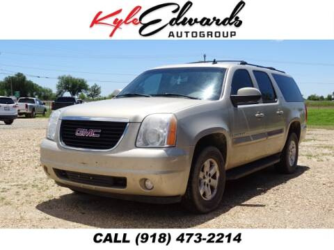 2007 GMC Yukon XL for sale at Kyle Edwards Auto Group in Checotah OK