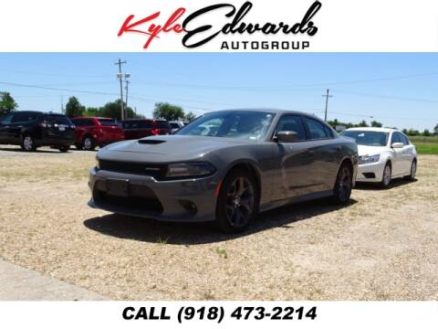 2019 Dodge Charger GT for sale at Kyle Edwards Auto Group in Checotah OK