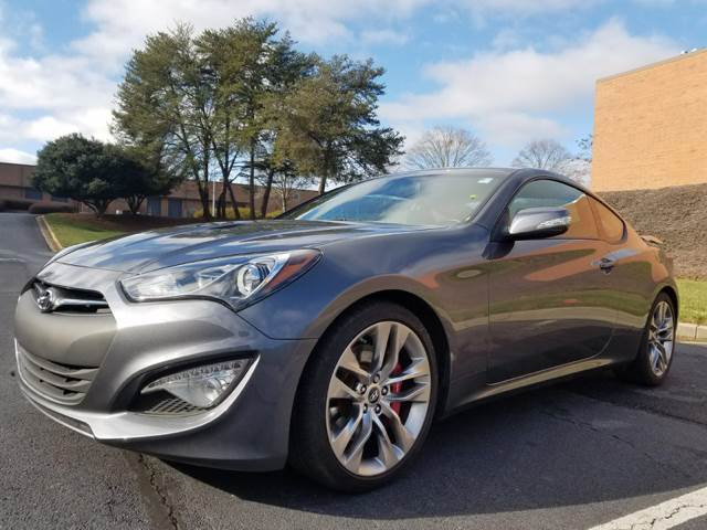 2015 hyundai genesis coupe 3 8 ultimate 2dr coupe 6m in norcross ga william d auto sales. Black Bedroom Furniture Sets. Home Design Ideas