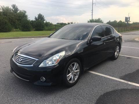 Infiniti Used Cars For Sale Norcross William D Auto Sales