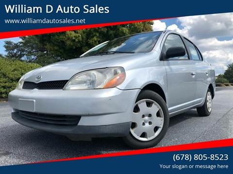 2001 Toyota ECHO for sale in Norcross, GA