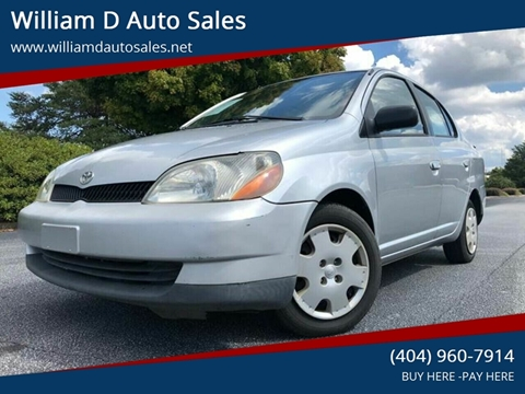 2001 Toyota ECHO for sale in Norcross, GA