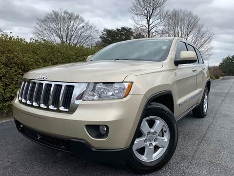 2012 Jeep Grand Cherokee for sale in Norcross, GA