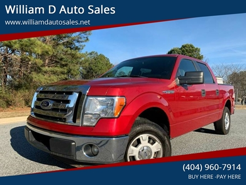 William D Auto Sales Car Dealer In Norcross Ga