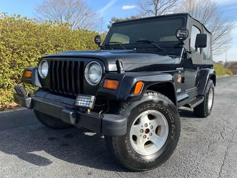 1999 Jeep Wrangler for sale in Norcross, GA
