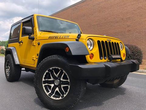 2008 Jeep Wrangler for sale in Norcross, GA