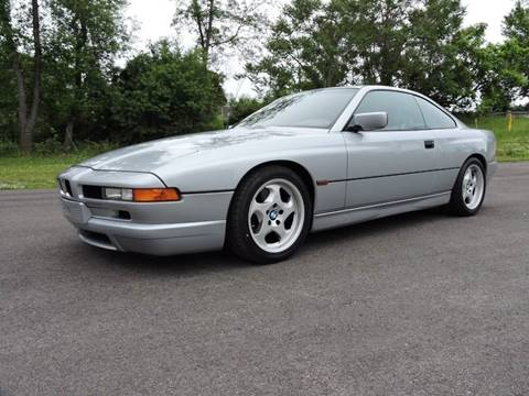 Used Bmw 8 Series For Sale Carsforsalecom