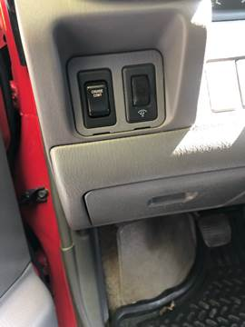 1999 Nissan Frontier