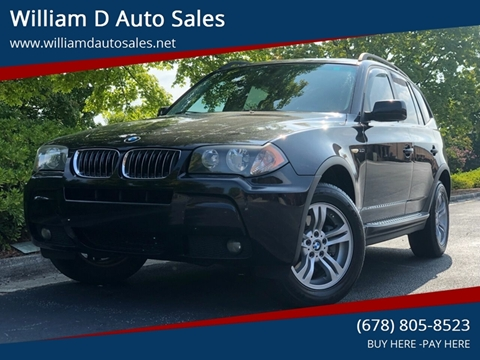 Cars For Sale In Norcross Ga William D Auto Sales