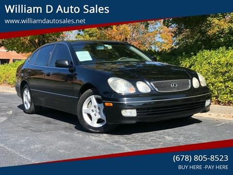 1999 Lexus GS 400 for sale in Norcross, GA