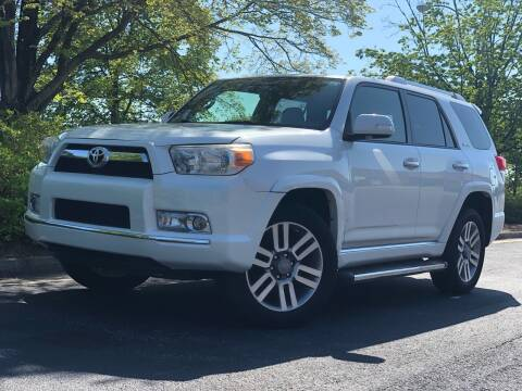 2013 Toyota 4Runner for sale at William D Auto Sales in Norcross GA