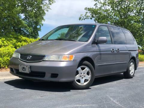 1999 Honda Odyssey for sale at William D Auto Sales in Norcross GA
