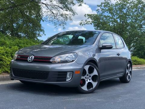 2010 Volkswagen GTI for sale at William D Auto Sales in Norcross GA