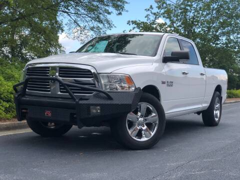 2016 RAM Ram Pickup 1500 for sale at William D Auto Sales in Norcross GA