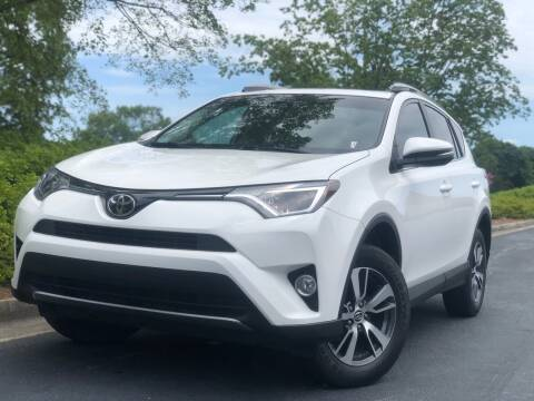 2017 Toyota RAV4 for sale at William D Auto Sales in Norcross GA