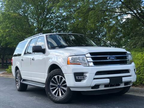 2015 Ford Expedition EL for sale at William D Auto Sales in Norcross GA