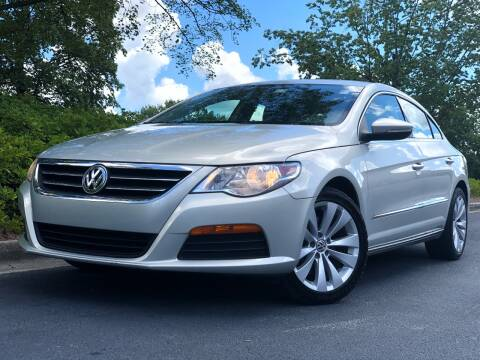 2011 Volkswagen CC for sale at William D Auto Sales in Norcross GA
