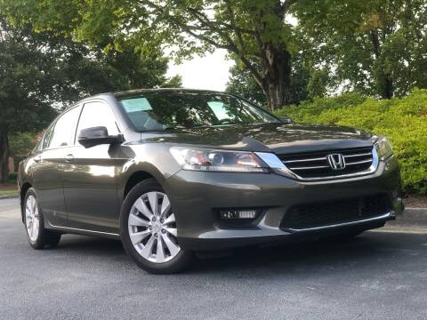 2014 Honda Accord for sale at William D Auto Sales in Norcross GA