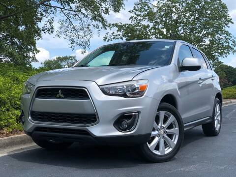 2014 Mitsubishi Outlander Sport for sale at William D Auto Sales in Norcross GA
