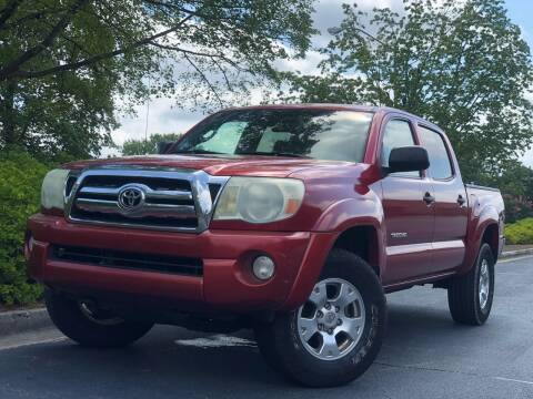 2006 Toyota Tacoma for sale at William D Auto Sales in Norcross GA