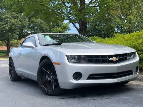 2012 Chevrolet Camaro for sale at William D Auto Sales in Norcross GA