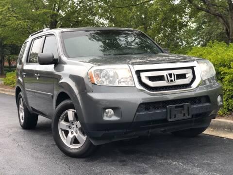 2011 Honda Pilot for sale at William D Auto Sales in Norcross GA