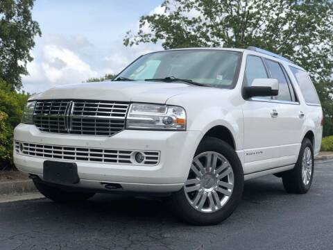 2012 Lincoln Navigator for sale at William D Auto Sales in Norcross GA