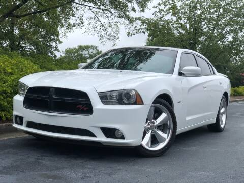 2014 Dodge Charger for sale at William D Auto Sales in Norcross GA