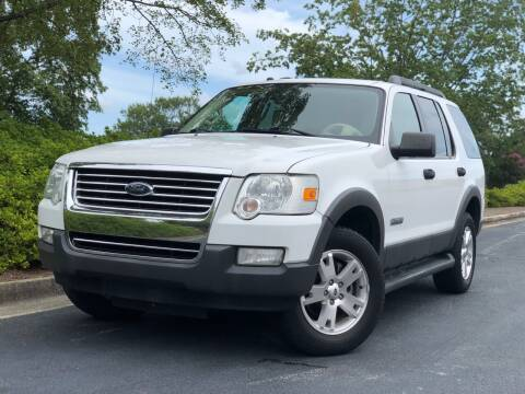 2006 Ford Explorer for sale at William D Auto Sales in Norcross GA