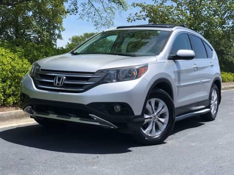 2013 Honda CR-V for sale at William D Auto Sales in Norcross GA