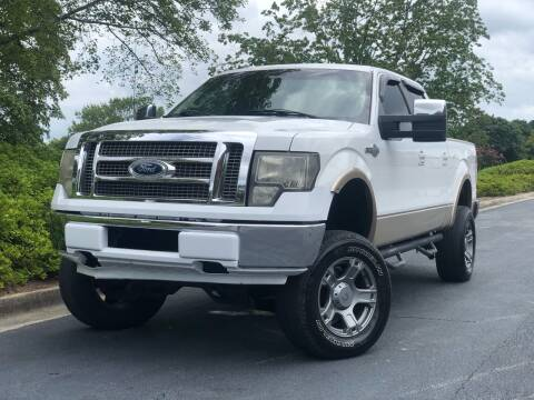 2010 Ford F-150 for sale at William D Auto Sales in Norcross GA
