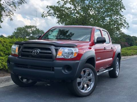 2009 Toyota Tacoma for sale at William D Auto Sales in Norcross GA