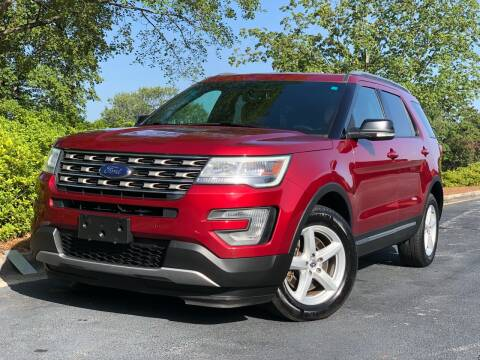 2016 Ford Explorer for sale at William D Auto Sales in Norcross GA
