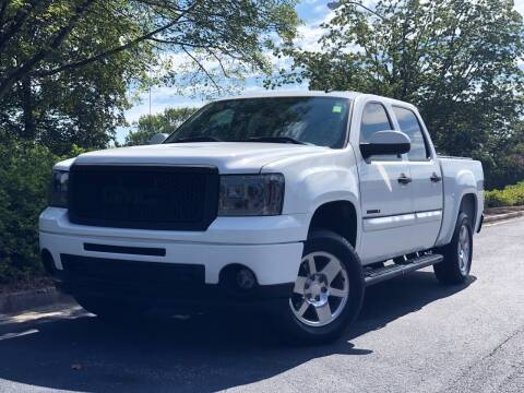 2007 GMC Sierra 1500 for sale at William D Auto Sales in Norcross GA