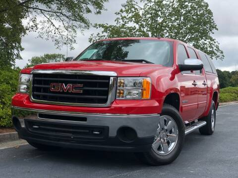 2010 GMC Sierra 1500 for sale at William D Auto Sales in Norcross GA