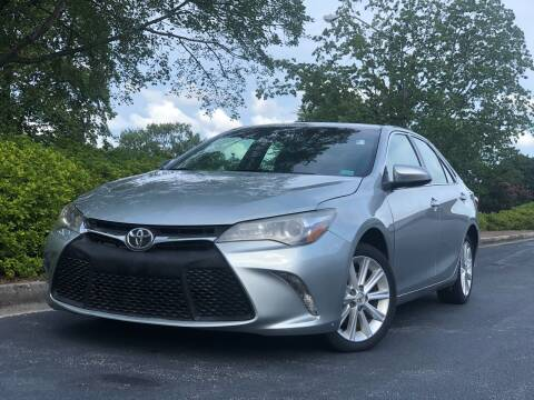 2015 Toyota Camry for sale at William D Auto Sales in Norcross GA
