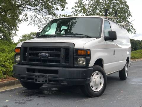 2012 Ford E-Series Cargo for sale at William D Auto Sales in Norcross GA