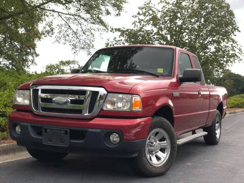 2008 Ford Ranger for sale at William D Auto Sales in Norcross GA