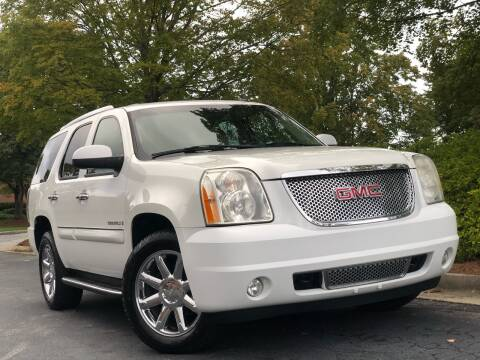 2008 GMC Yukon for sale at William D Auto Sales in Norcross GA
