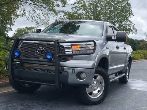 2008 Toyota Tundra for sale at William D Auto Sales in Norcross GA