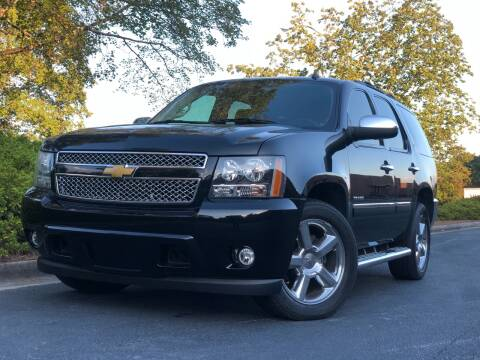 2014 Chevrolet Tahoe for sale at William D Auto Sales in Norcross GA