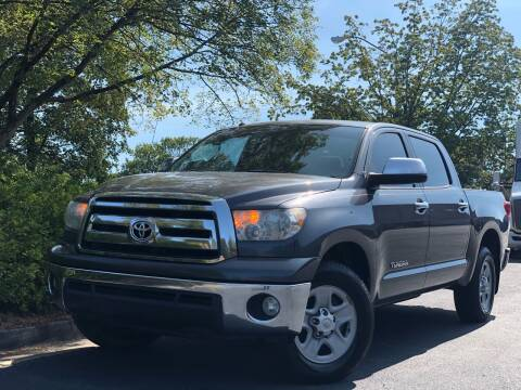2012 Toyota Tundra for sale at William D Auto Sales in Norcross GA