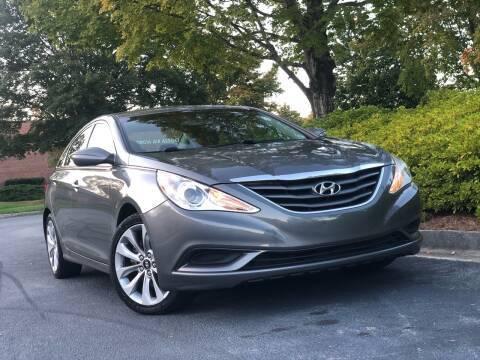 2012 Hyundai Sonata for sale at William D Auto Sales in Norcross GA