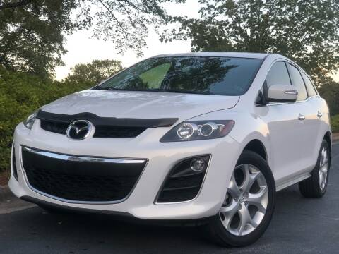 2010 Mazda CX-7 for sale at William D Auto Sales in Norcross GA
