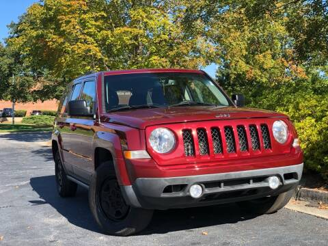 2016 Jeep Patriot for sale at William D Auto Sales in Norcross GA