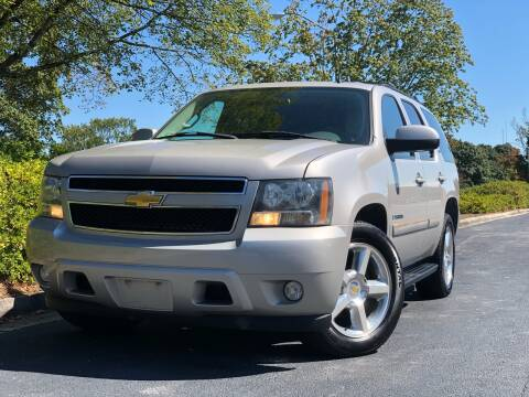 2007 Chevrolet Tahoe for sale at William D Auto Sales in Norcross GA